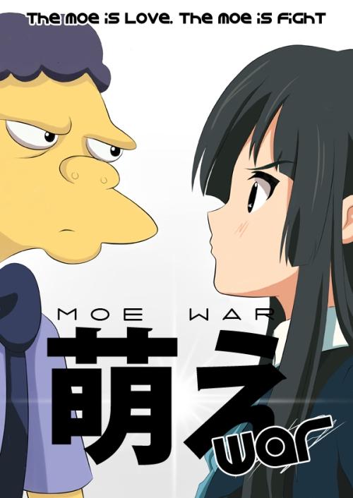 """""""Voy a matar a Moe wi~ Voy a matar el moe wi~"""""""